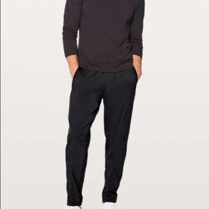"NWOT Men's Lululemon great wall pants 32"""
